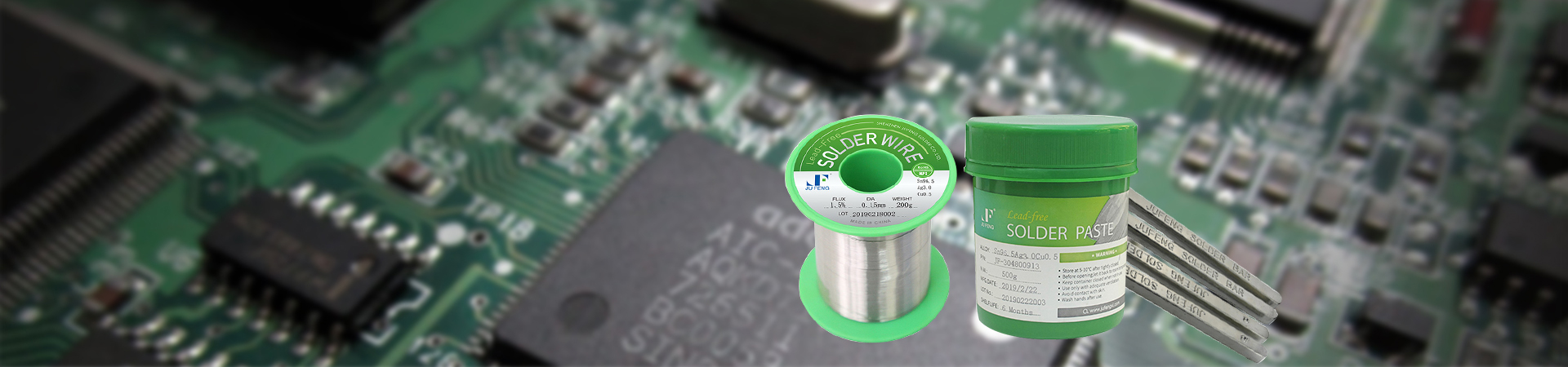 Shenzhen Jufeng Solder Co., Ltd.