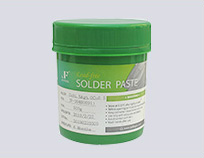 Solder Paste (Syringe Packing and Bottle Packing)
